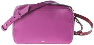 Anya Hindmarch Mini Circle Shoulder Bag
