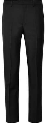 Givenchy Slim-Fit Wool And Mohair-Blend Trousers