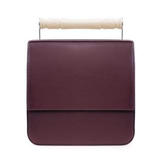 Mulberry AEVHA London - Helve Crossbody In With Resin Handle