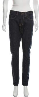 6397 Mid-Rise Loose Skinny Jeans