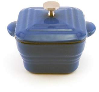 Berghoff Blue Square 8oz. Covered Casserole Dish