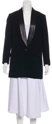 Rag & Bone Structured Long Sleeve Blazer