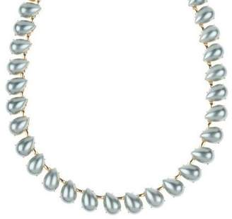 Janie Bryant MOD Simulated Pearl Tear Drop Necklace