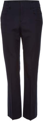 Acne Studios Tailored Pants with Cotton