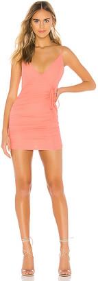 superdown Karly Drawstring Dress