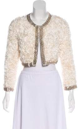 Givenchy Structured Evening Jacket