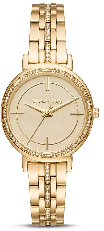 MICHAEL Michael Kors Michael Kors Cinthia Watch, 33mm