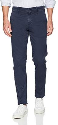 BOSS ORANGE Men's Stretch Twill Tapered Fit Chino