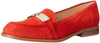 Nine West Women's Townhall Suede Moccasin