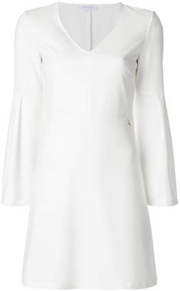 Patrizia Pepe v-neck a-line dress