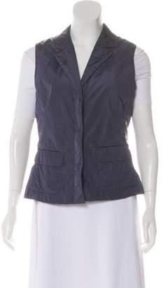 Max Mara 'S Lightweight Puffer Vest