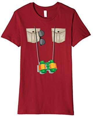Zoo Keeper Halloween Costume - Jungle Safari Explorer Gift
