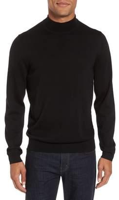 Nordstrom Mock Neck Merino Wool Sweater