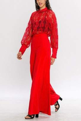 4.collective Crepe Wide Leg