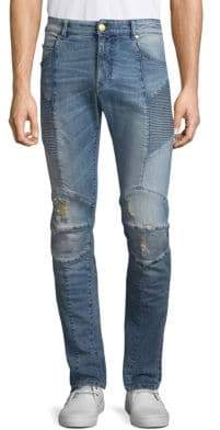Pierre Balmain Light Washed Jeans
