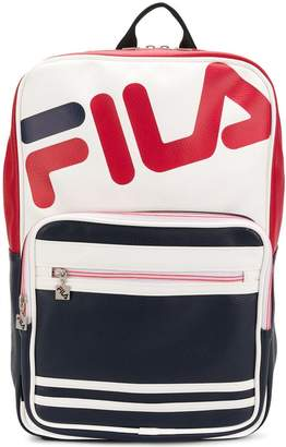 Fila colourblocked basic backpack