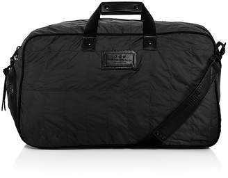 John Varvatos Quilted Nylon Duffel With Shoe Pack