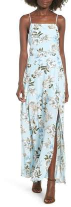 Leith Floral Maxi Dress