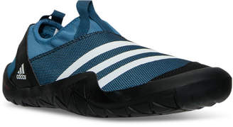 adidas Men's Terrex ClimaCool Jawpaw Slip-On Outdoor Sneakers from Finish Line