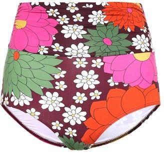 Dodo Bar Or Floral bikini bottoms