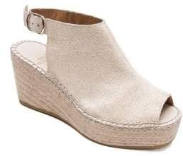 Andre Assous Lina Ankle Strap Wedge Espadrilles