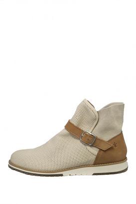 Emu Australia Flat Ankle Boot $135 thestylecure.com