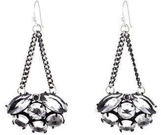 Lulu Frost Women's Diamanda Drop Earrings
