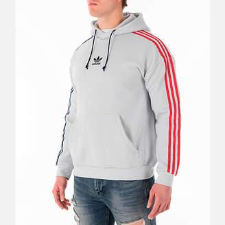 adidas Men's 3-Stripe Hoodie