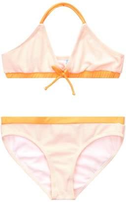 Melissa Odabash Baby Sky Scales Bikini