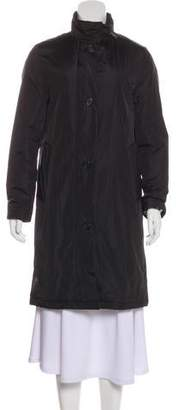 Burberry Puffer Knee-Length Coat
