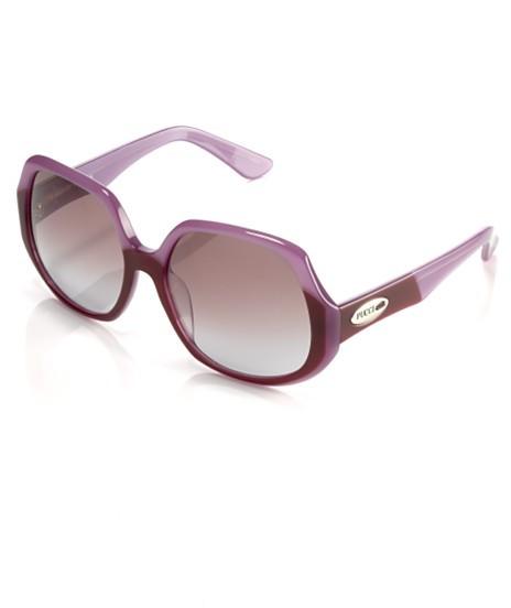 Emilio Pucci Vintage-Inspired Sunglasses
