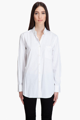 THEORY MACINA Wealth Shirt