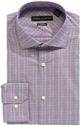 Vince Camuto Slim-Fit Button-Down Dress Shirt