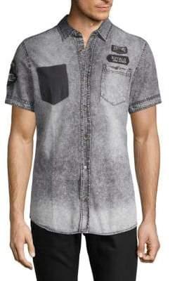 Buffalo David Bitton Sabbath Button-Down Shirt