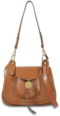 See by Chloe Susie Medium Shoulder Bag in Caramelo Grained Leather