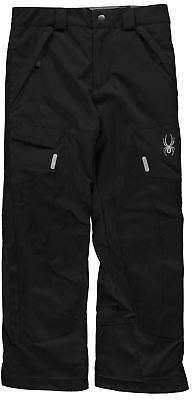 Spyder Boys Action Pnt Juniors Ski Pants Salopettes Trousers Bottoms