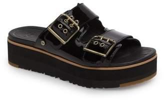 UGG Cammie Platform Slide Sandal (Women)