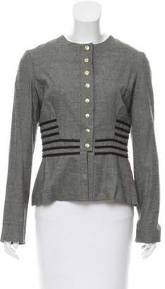 Lyn Devon Wool Casual Jacket