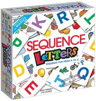 Jax Kohl's Sequence Letters Game by Ltd.