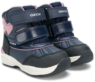 Geox Kids touch-strap sandals