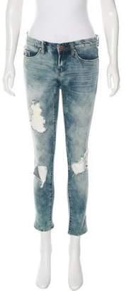 Blank NYC Distressed Skinny Jeans w/ Tags