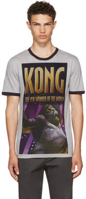 Dolce & Gabbana Grey King Kong T-Shirt