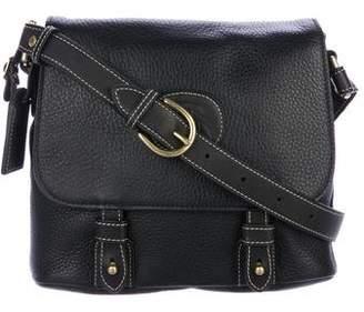 Ghurka Leather Messenger Bag