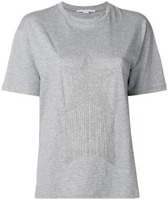 Stella McCartney embellished star T-shirt