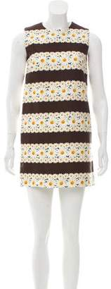 Mother of Pearl Daisy Printed Shift Dress