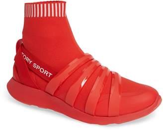Tory Sport Performance Sock Sneaker