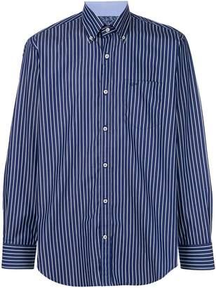 Paul & Shark striped long sleeves shirt