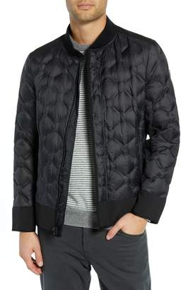 Tumi Geo Quilt Down Jacket
