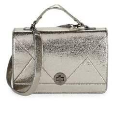 Design Lab Lord & Taylor Boxy Shoulder Bag