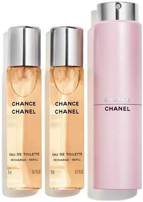 Chanel Eau de Toilette Twist and Spray